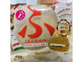 山崎製パン ふわふわスフレ ティラミスクリーム&コーヒーカスタード 1個