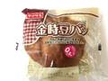 山崎製パン 金時豆パン 1個