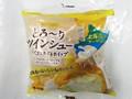 ヤマザキ とろ~りツインシュー チーズカスタード&ホイップ 袋1個