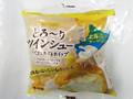 ヤマザキ とろーりツインシュー(チーズカスタード&ホイップ) 袋1個