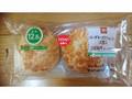 ヤマザキ ゴーダチーズクリームパン 2個