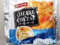 ヤマザキ チーズ&チーズ 袋1個