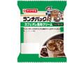 ヤマザキ ランチパック カフェオレ風味クリーム コーヒーゼリー入り 袋2個