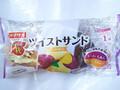 ヤマザキ ツイストサンド スイートポテト 袋1個