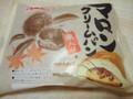 ヤマザキ マロンクリームパン 袋1個