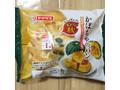 ヤマザキ かぼちゃのパン 北海道産えびすかぼちゃ入りクリーム使用 袋1個