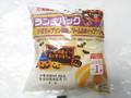 ヤマザキ ランチパック かぼちゃプリン風味クリーム&ホイップクリーム 袋2個