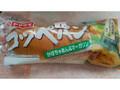 ヤマザキ コッペパン かぼちゃあん&マーガリン 袋1個