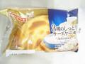 ヤマザキ 3種のしっとり焼きチーズケーキ 3種類の欧州チーズ使用 袋1個