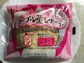 ヤマザキ マーブル蒸しケーキ 新潟県産牛乳入りクリーム使用 袋1個