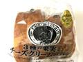 ヤマザキ パン・オ・ルヴァン 3種の果実とチーズクリームのパン 袋5枚