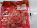 ヤマザキ MINISTOP CAFE(ミニストップカフェ) もちもちとした苺パン 袋1個