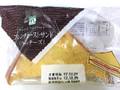 ローソンストア100 VL フレンチトーストサンド ハムチーズ