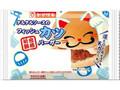 ヤマザキ タルタルソースのフィッシュカツバーガー 袋1個