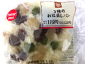 ヤマザキ 三種のお豆蒸しパン 袋1個