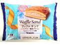 ヤマザキ ワッフルサンド ミルクティー風味クリーム 1個