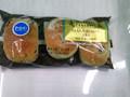 ファミリーマート ファミマ・ベーカリー もちもち食感の豆ぱん 3個入