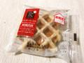 ヤマザキ 日々カフェ ベルギーワッフルホワイトチョコ 袋1個