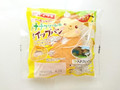 ヤマザキ バナナクリーム&ホイップパン 袋1個