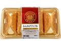 ヤマザキ PREMIUM SWEETS ふんわりワッフル 北海道産牛乳入りホイップカスタード パック4個