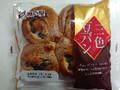 神戸屋 三色豆パン 1個