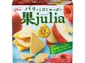 グリコ 果julia りんご 箱42g