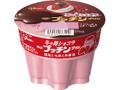 グリコ Bigプッチンプリン 冬の苺ショコラ カップ155g