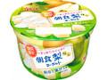 グリコ 朝食梨ヨーグルト カップ140g