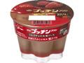 グリコ Bigプッチンプチン ミルクチョコ&苺ソース カップ155g