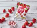 グリコ アイスの実 濃厚苺 袋7ml×12