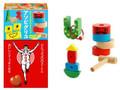 グリコ アソビグリコ 木のおもちゃ付き 箱4粒