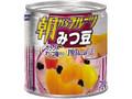 はごろも 朝からフルーツみつ豆 缶110g