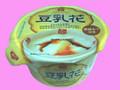 宮城製粉 豆乳花 黒糖蜜付き カップ200g