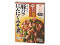 キッコーマン うちのごはん 和のごちそう煮 豚バラにんにくみそ煮 箱140g