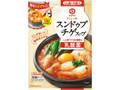 キッコーマン Plus鍋 スンドゥブチゲスープ 袋38g×4