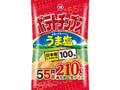 コイケヤ ポテトチップス うま塩 55周年ありがとうサイズ 袋210g