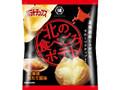 コイケヤ ポテトチップス 北の食べごろポテト 北海道ほたて醤油 袋72g