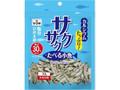 ヤマキ サクサクたべる小魚 袋30g