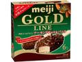 明治 GOLD LINE アーモンドチョコ&バニラ 箱58ml×6