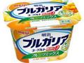 明治 ブルガリアヨーグルト 脂肪0 フルーツミックス+ビタミンC カップ180g