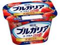 明治 ブルガリアヨーグルト 脂肪0 芳醇いちご カップ180g