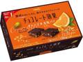 明治 チョコレート効果 オレンジ&大豆パフ 箱42g