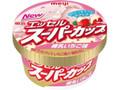 明治 エッセル スーパーカップ 練乳いちご味 カップ200ml