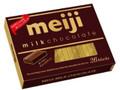 明治 ミルクチョコレートBOX 箱26枚