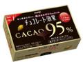 明治 チョコレート効果 カカオ95% 箱60g