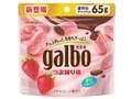 明治 ガルボ つぶ練り苺 袋65g