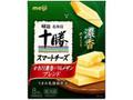 明治 北海道十勝スマートチーズ かおり濃香パルメザンブレンド 8個入 箱90g