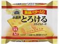 小岩井 とろけるスライスチーズ 醗酵バター入り 7枚入 袋126g