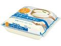 雪印メグミルク 彩り食感 なめらかレアチーズプリン 袋70g×4