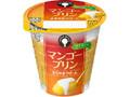 雪印メグミルク CREAM SWEETS マンゴープリン カップ110g